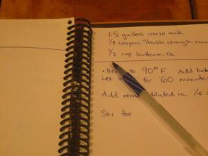 Feta Notes
